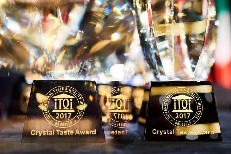 Peanas de los premios iTQi