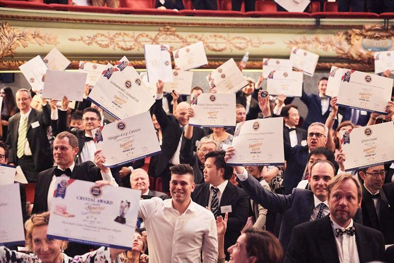Algunos de los ganadores de premios iTQi