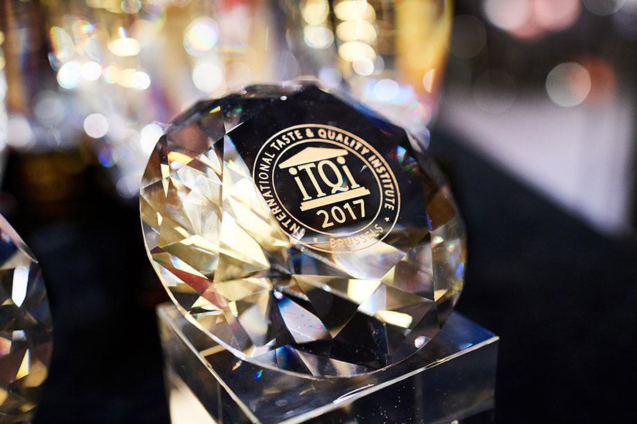 Premio iTQi entregado Mond Tostada