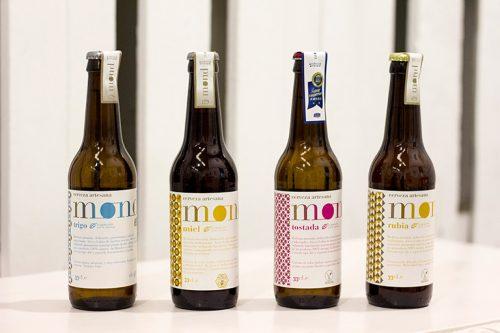 Te presentamos nuestras distintas variedades de cerveza artesana MOND