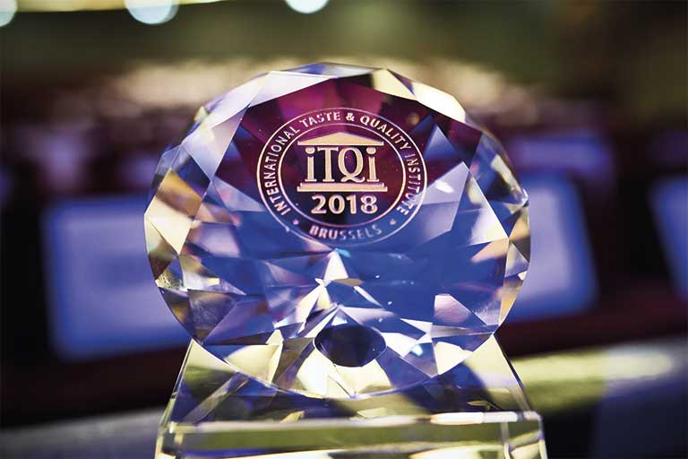 Diamond Taste Award 2018 itqi