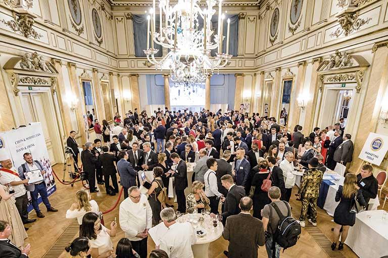 Gala recepción ITQI 2018
