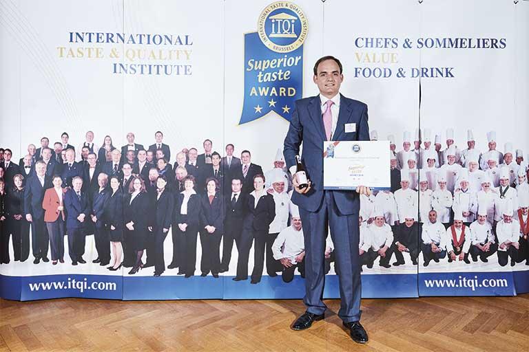 Certificado premio iTQi 2018
